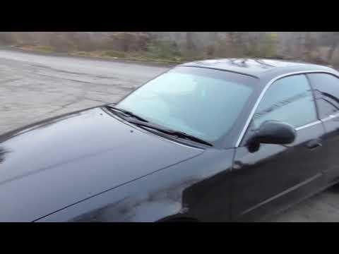 Toyota Sprinter Marino.  Сorolla Ceres. Черная красотка .