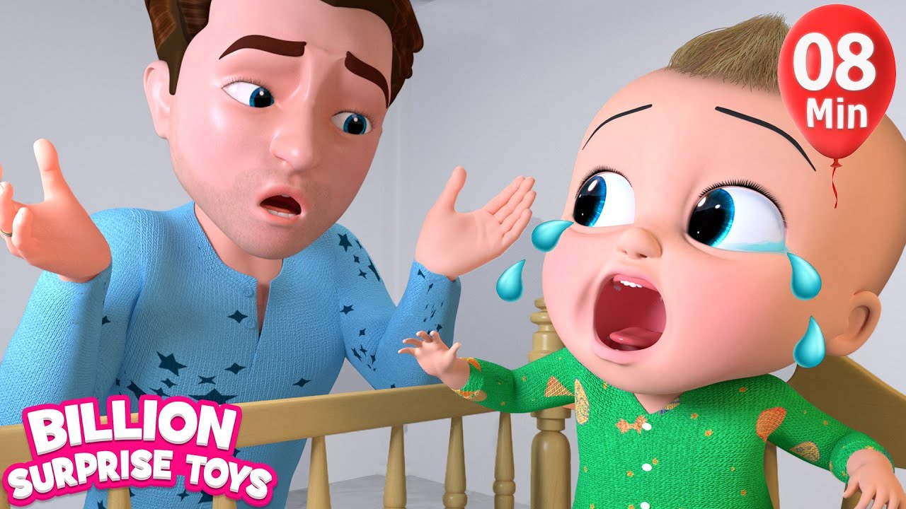 Rock-a-Bye Baby | +More BST Kids Songs & Nursery Rhymes