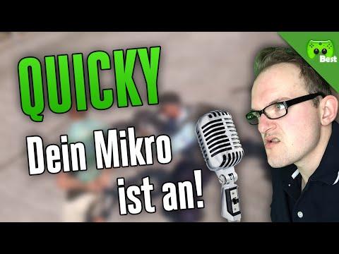 DEIN MIKRO IST AN! 🎮 Quicky #167 | Best of PietSmiet