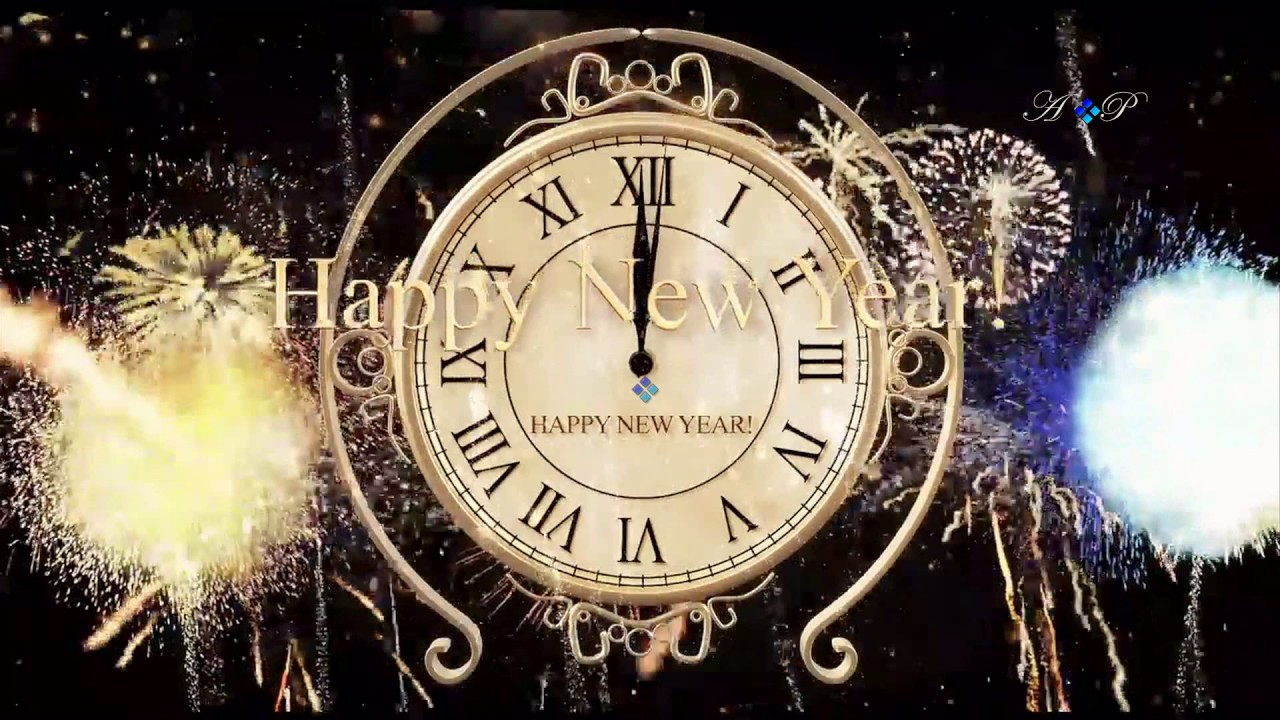 Happy New Year ♡ - YouTube