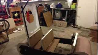 Flintstones Car Build 2014