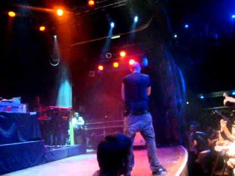 J. Cole ft Wale- You Got It (live)