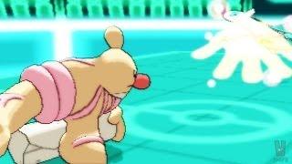 Pokemon X and Y Wi-Fi Battle: shofu vs Boss