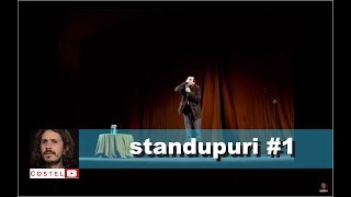 Standupuri #1 Costel stand-up comedy