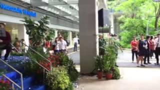 Official opening of Yishun Community Hospital