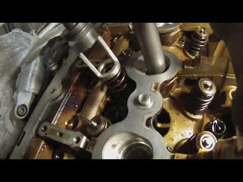 Замена маслосъемных колпачков без снятия ГБЦ на примере бмв N52