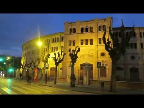 Visiting Murcia, Spain 2015