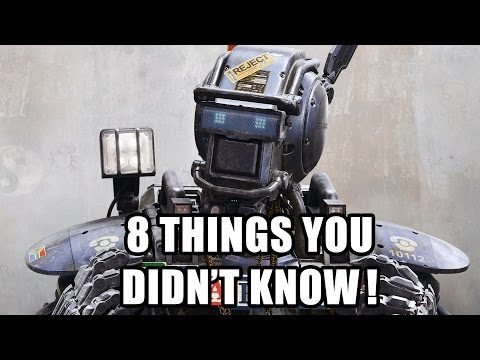 8 Things You Didn't Know About Chappie