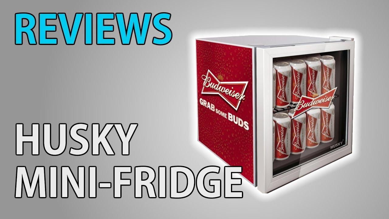 Husky Mini Fridge - Review