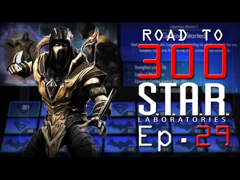 Road to 300 - Ep.29 - Scorpion (S.T.A.R. Labs Mission 281-290)
