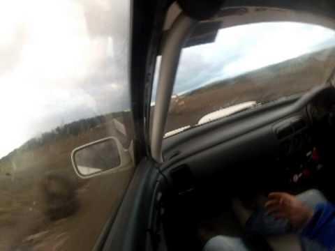 Josh Orr 2 timed laps in Subaru Rally Car @ ARC Rally School