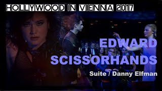 The EDWARD SCISSORHANDS Suite by Danny Elfman [Hollywood in Vienna 2017] YouTube Videos