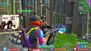 THE FORTNITE GAME THAT ENDED RACISM...(MUST WATCH)