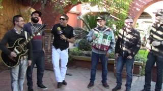 Cholo entrevista al Grupo BLINDADOZ en 3 Grupero - Televisa Mexicali - Ene 2015