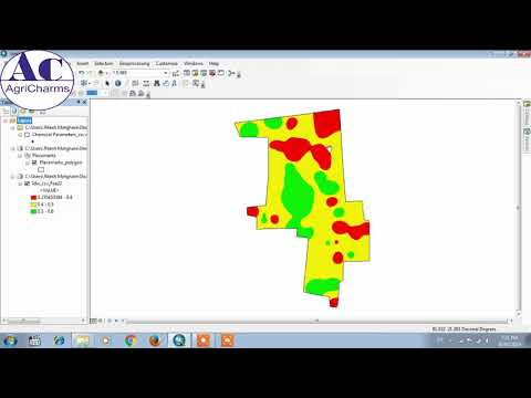 SOIL MAPPING BY ARCGIS