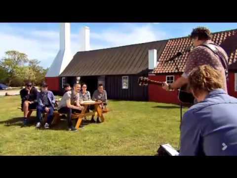 Toppen af poppen: Poul Krebs fortolker Rasmus Walter