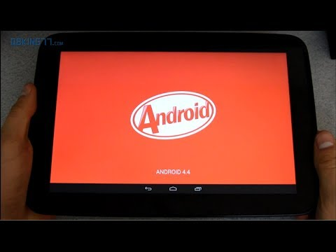 Manually Update the Nexus 10 to Android 4.4 KitKat