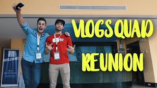 Vlogsquad reunited at last!! (ft Exploring with Josh) Video