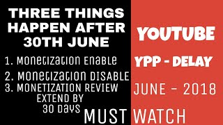 YouTube Monetization Enable New Updates || Monetization Enable June || Alld2hell