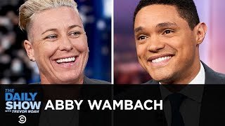 "Abby Wambach - ""Wolfpack"" and Demanding Gender Equality On and Off the Field 