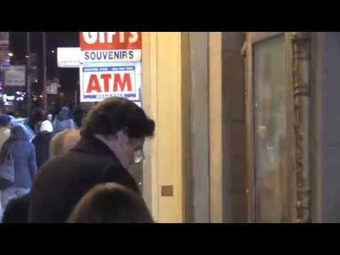Oliver Platt Leaves 'Dead Accounts' At  Music Box Theatre In NYC
