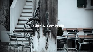Gion A. Caminada on learning and teaching Architecture