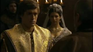 Philip the Fair & Joanna of Castile marry by proxy (Isabel s03e04)