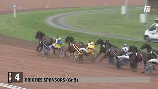 Vidéo de la course PMU PRIX DES SPONSORS (GR B)