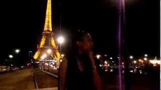 Wisata Paris: Menara Eiffel di Malam Hari
