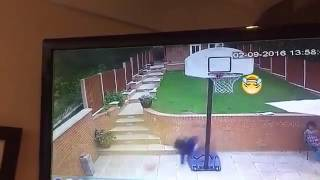 Girl Fails to get ball