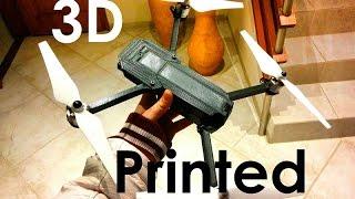 3D printed Mavic build