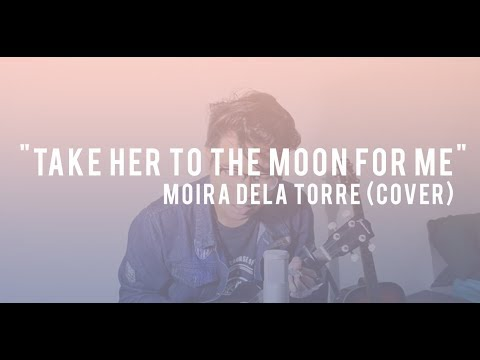 Take Her To The Moon For Me Moira Dela Torre Ukulele Cover