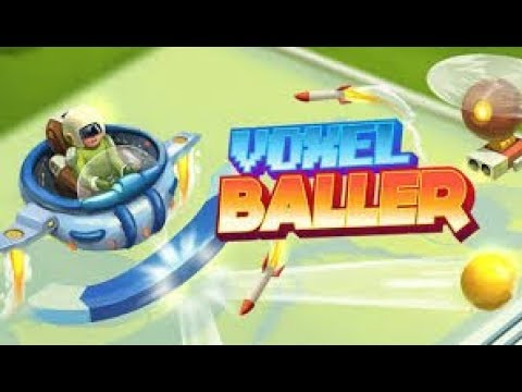 Voxel Baller [ Game TDM ] |