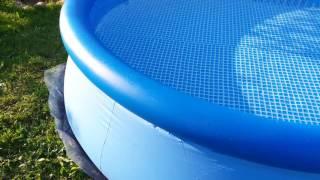 видео Надувной бассейн «Bestway»