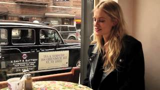 Poppy Delevingne Beauty Secrets. Directed by Giorgio Arcelli Fontana