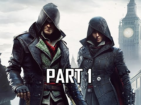 Assassin's Creed Syndicate Walkthrough Part 1 - First Two Hours! (Let's Play Gameplay Commentary)