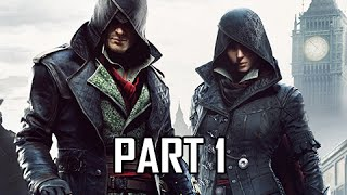 assassin s creed syndicate walkthrough part 1 first two hours let s play gameplay commentary