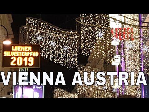 NEW YEARS EVE 2019 #ViennaAustria | WIENER SILVESTERFAD 2019
