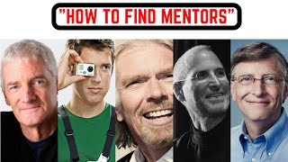 How to Find Mentors to FAST TRACK your Success