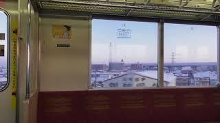 JR常磐線各駅停車取手行き 東京メトロ千代田線6000系30F JL21金町~JL22松戸
