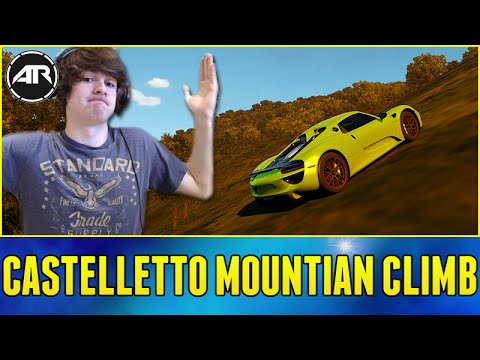 Forza Horizon 2 : CASTELLETTO MOUNTAIN CLIMB!!! (FH2 Out Of Map Glitch)