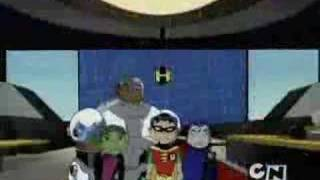 Teen Titans House Party