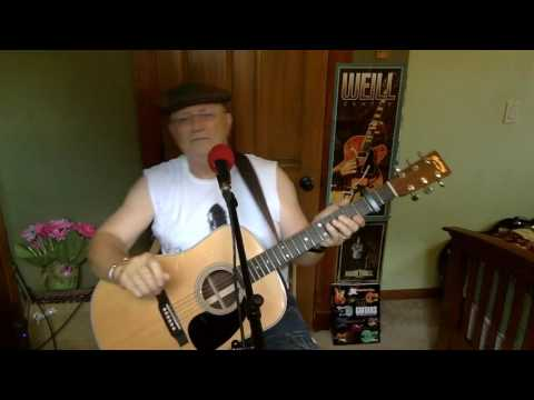 2076  - That's How I Got To Memphis  - Tom T  Hall vocal & acoustic guitar cover & chords
