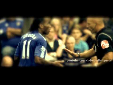 Goodbye & Thanks Didier Drogba - Tribute Video 2004-2012