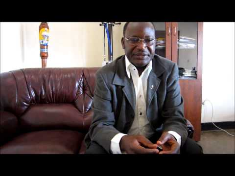 Interview with Rector University Byumba