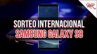 Ganador del SORTEO INTERNACIONAL ◊ SAMSUNG GALAXY S8