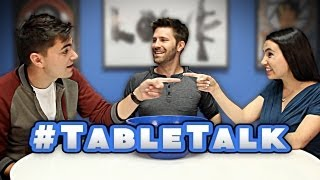 Table Talk: Megan Fox is April O'Neil & Other Insignificant Super Powers!!