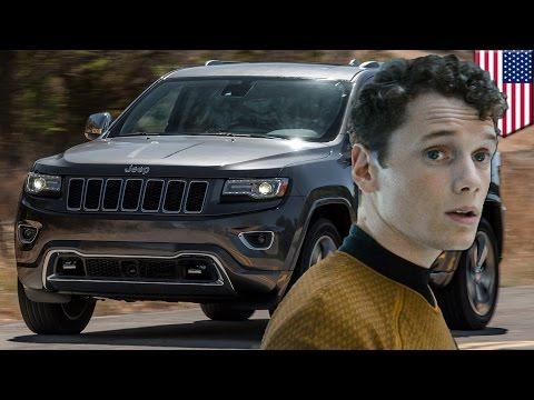 Anton Yelchin Jeep accident: Star Trek actor killed by SUV recalled over shifter - TomoNews