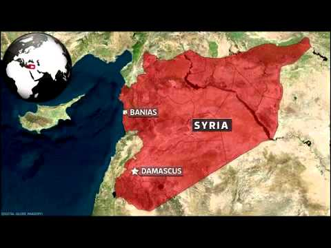 Syria: Hundreds Of Families Flee 'Massacres'