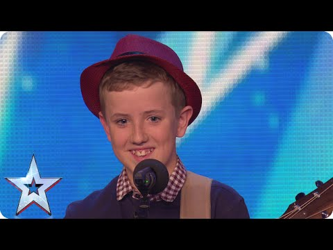 Exclusive p: will singer Henry get the girl?  Britain's Got Talent 2015